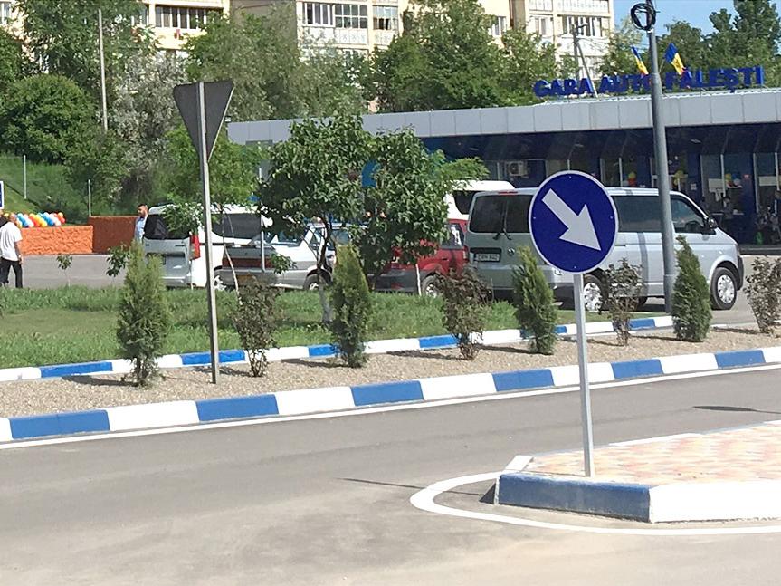 Gara auto Fălești a fost modernizată prima dată după 40 de ani